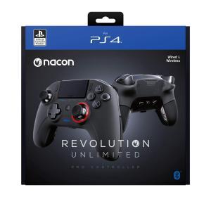 NACON Controller EsportsレボリューションアンリミテッドプロV3 PS4プレイステーション4 / PC(ワイヤレス/有線) maritakashop