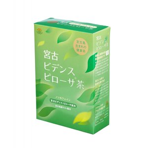 「宮古ビデンスピローサ茶 30包」は、宮古ビデンス・ピローサを使用した健康茶です。 青空の清らかな沖...