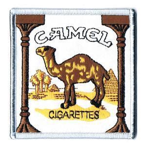 ロゴワッペン CAMEL|markers-patch