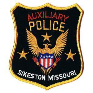 エンブレムワッペン AUXILIARY POLICE|markers-patch