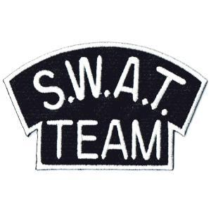 エンブレムワッペン SWAT TEAM|markers-patch