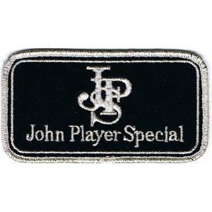 ロゴワッペン JPSスクエア シルバー|markers-patch
