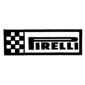 レーシング ワッペン エンブレム PIRELLI|markers-patch