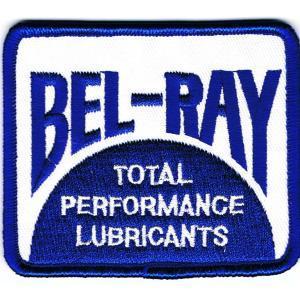 レーシング エンブレム ワッペン BEL-RAY|markers-patch