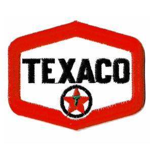 レーシング エンブレム ワッペン TEXACO |markers-patch