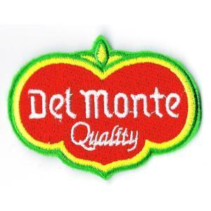 ロゴワッペンエンブレム Del Monte|markers-patch