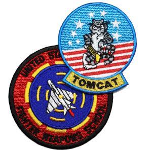 ワッペン エンブレム アメリカンパッチ 6枚セット|markers-patch