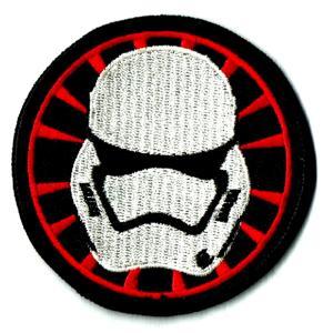 ワッペン STAR WARS スターウォーズ ストームトルーパー サークル markers-patch