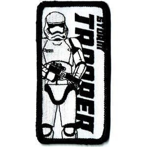 ワッペン STAR WARS スターウォーズ ストームトルーパー スクエア markers-patch
