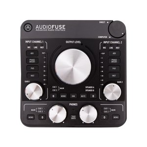 Arturia AudioFuse BK ディープブラック|marks-music