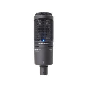 audio-technica AT2020USB+ コンデンサーマイク
