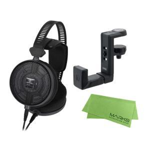 audio-technica ATH-R70x + ヘッドホンハンガー AT-HPH300 セット ...