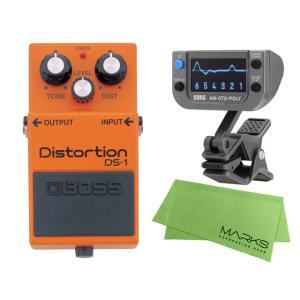 BOSS Distortion DS-1 + KORG AW-OTG-POLY + マークスオリジナ...