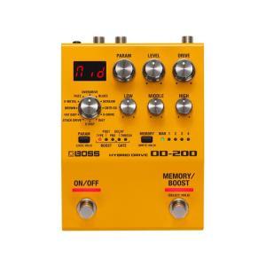 BOSS OD-200 エフェクター/ハイブリッド・ドライブ