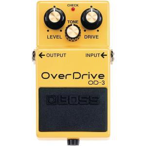 BOSS OverDrive OD-3 エフェクター