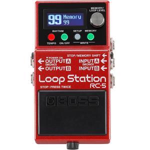 BOSS RC-5 Loop Station エフェクター[宅配便]