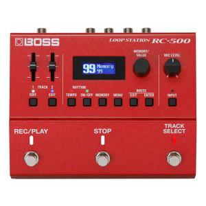 <即納可能>BOSS RC-500 エフェクター[宅配便]