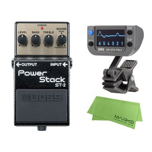 BOSS Power Stack ST-2 + KORG AW-OTG-POLY + マークスオリジ...