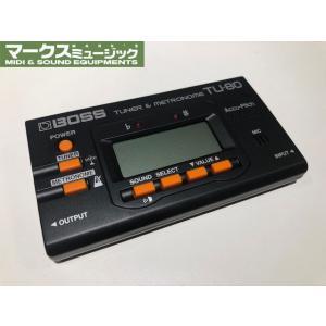BOSS TU-80 ブラック(アウトレット品)【送料無料】 marks-music