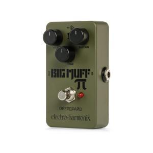 electro-harmonix Green Russian Big Muff ディストーション