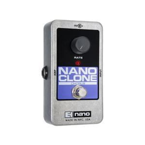 Electro-Harmonix Nano Clone ギターエフェクター/コーラス