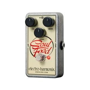 electro-harmonix Soul Food オーバードライブ 国内正規品