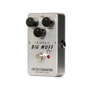 Electro-Harmonix Triangle Big Muff Pi ディストーション サステ...