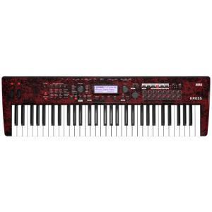 KORG KROSS 2 61鍵盤モデル Red Marble 数量限定生産 [KROSS2-61-RM](新品)【送料無料】|marks-music