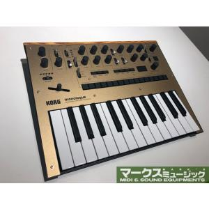 KORG monologue Gold [monologue-GD] シンセサイザー アウトレット品