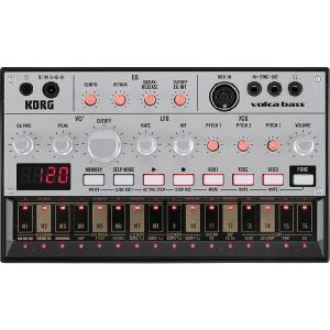 KORG volca bass ベースシンセサイザー
