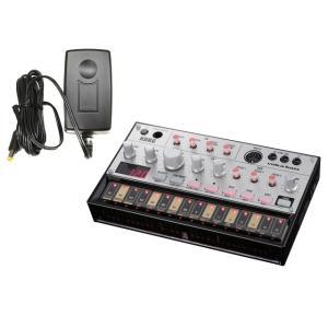 KORG volca bass + KORG ACアダプター KA350 セット ベースシンセサイザ...