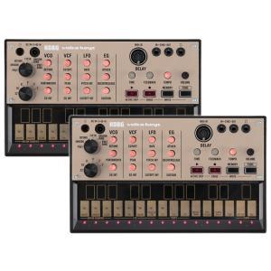 【まとめ買い】KORG volca keys 2個セット シンセサイザー