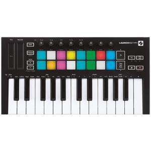 novation LAUNCHKEY MINI MK3 MIDIキーボード/25鍵盤