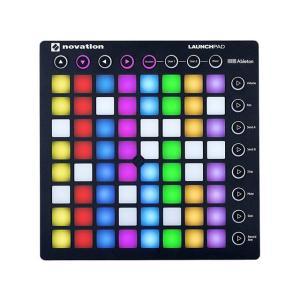 novation LaunchPad MK2 MIDIコントローラ