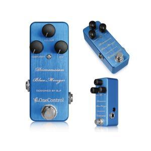 One Control Dimension Blue Monger エフェクター