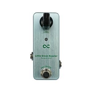 One Control Little Green Booster ベースエフェクター/ブースター