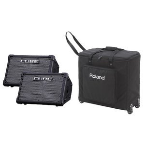 Roland CUBE Street EX PA Pack [CUBE-EXPA]|marks-music