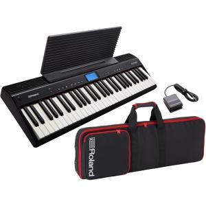 Roland GO:PIANO [GO-61P] + 純正ソフトケース CB-GO61 セット(新品)【送料無料】|marks-music