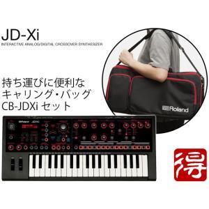 Roland JD-Xi + CB-JDXi シンセサイザー