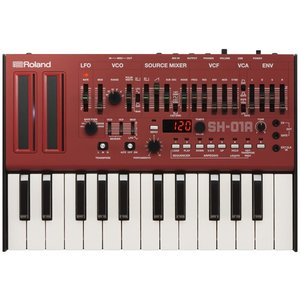 Roland Boutique SH-01A レッド [SH-01A-RD] + 専用ミニ・キーボード「K-25m」セット(新品)【送料無料】|marks-music