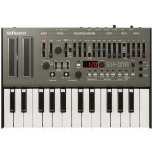 Roland Boutique SH-01A + 専用ミニ・キーボード「K-25m」セット(新品)【送料無料】|marks-music