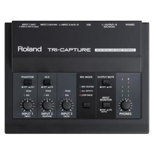 Roland TRI-CAPTURE [UA-33]