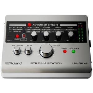 Roland STREAM STATION UA-4FX2 [UA-4FXII]