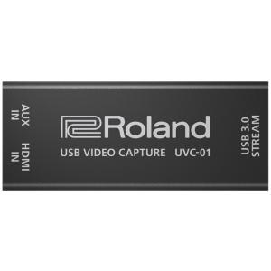 Roland UVC-01 ビデオキャプチャー[宅配便] マークスミュージック
