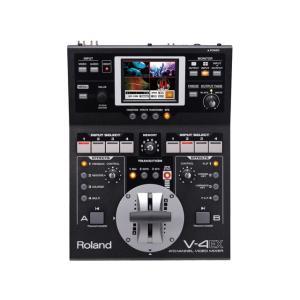 Roland V-4EX ビデオミキサー|マークスミュージック