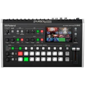 Roland V-8HD ビデオスイッチャー|マークスミュージック
