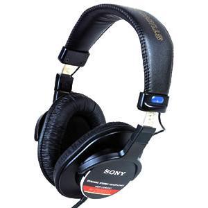 SONY MDR-CD900ST ヘッドホン