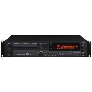 TASCAM CD-RW900mk2 業務用CDレコーダー プレーヤー