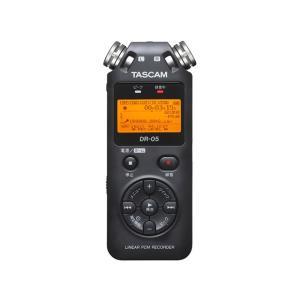 TASCAM DR-05 VER2-JJ 日本語メニュー表示/日本語パネルバージョン [DR-05VER2-JJ] ハンディレコーダー