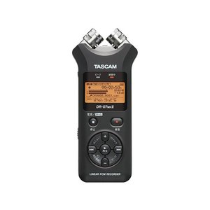 TASCAM DR-07MKII VER2 ハンディレコーダー